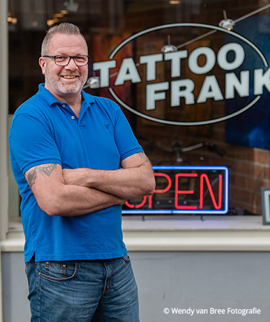 Tattoo Studio Tattoo Frank