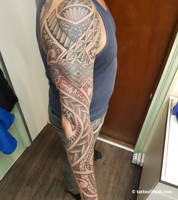 Tattoo Frank